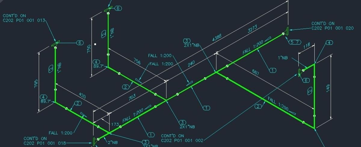 Interpretación y Elaboración de Planos de Procesos (PFD, P